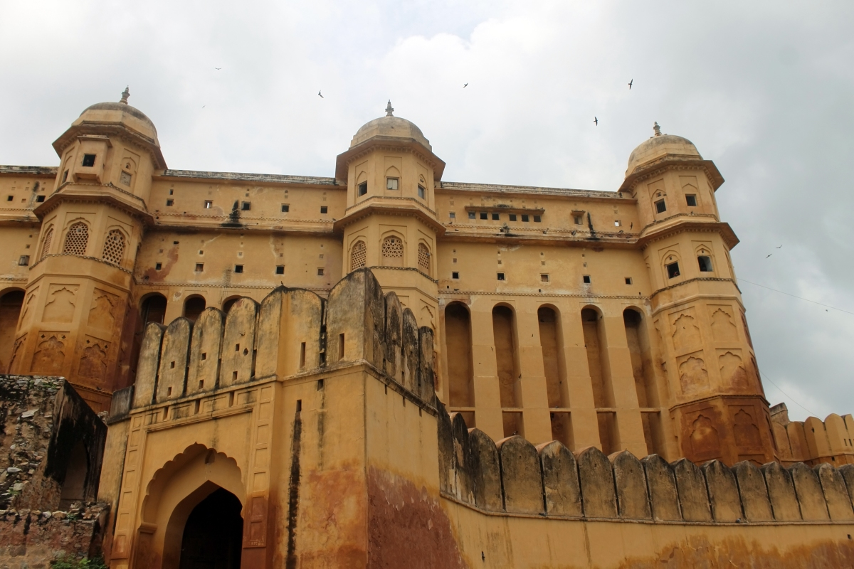 Amer Fort of Jaipur – A Marriage of Ideas