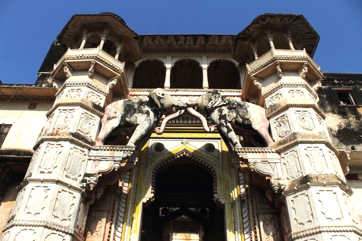 Bundi Fort – A Confluence of Ideas