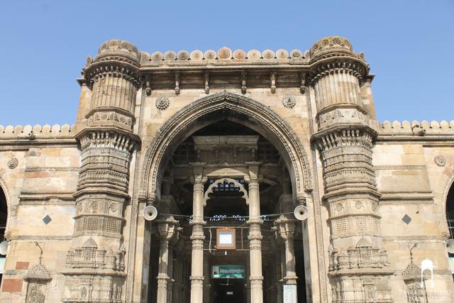 Jama Masjid Ahmedabad (15th Century)