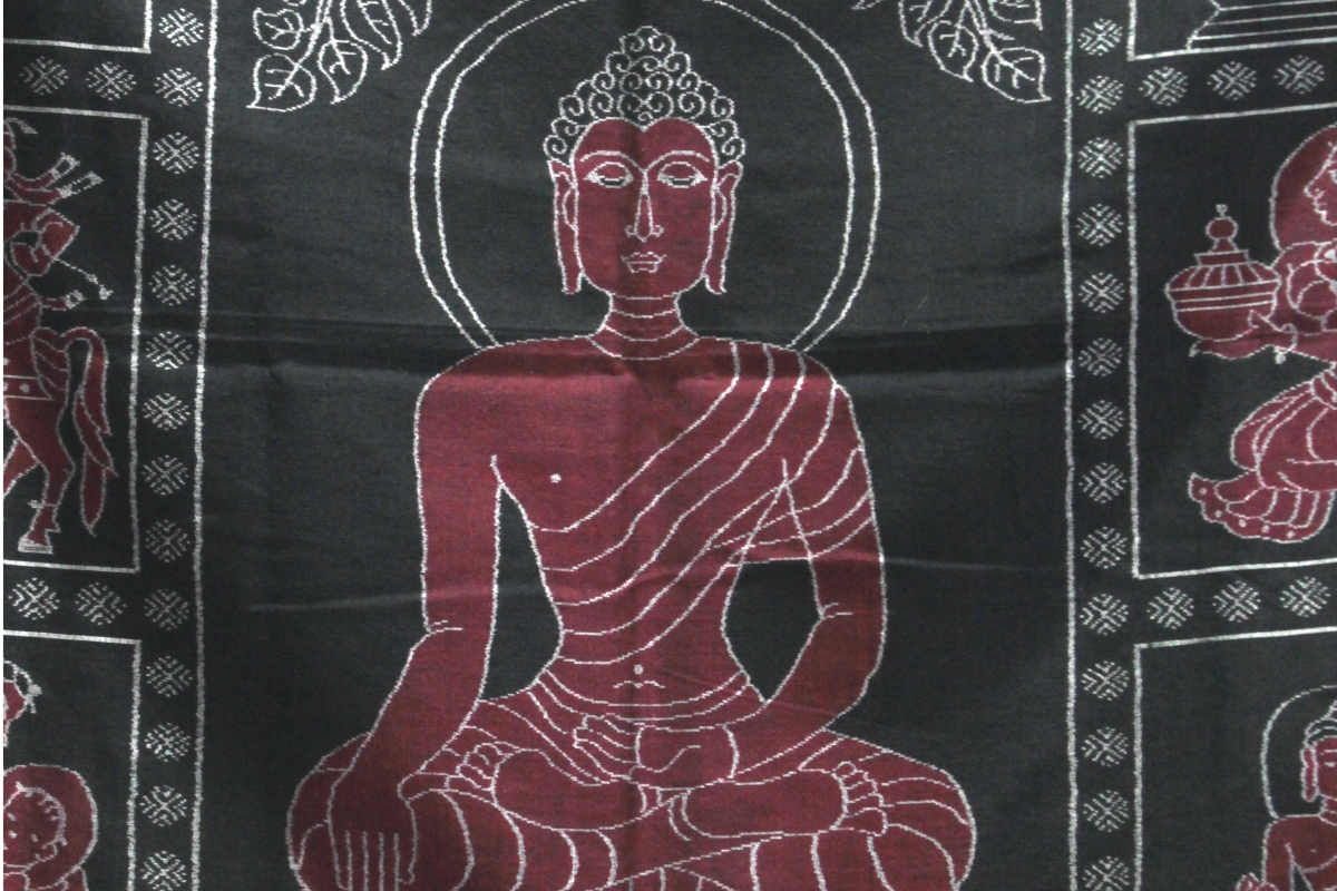 Buddhist Weavers of Maniabandha – A Confluence of Ideas