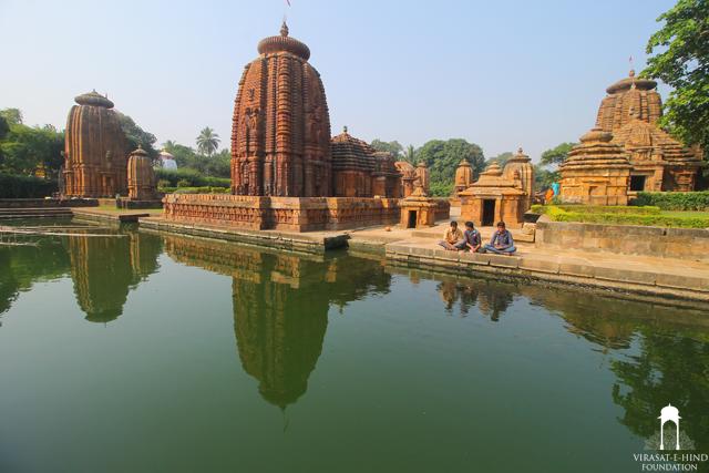 Bhubaneswar Temples 127