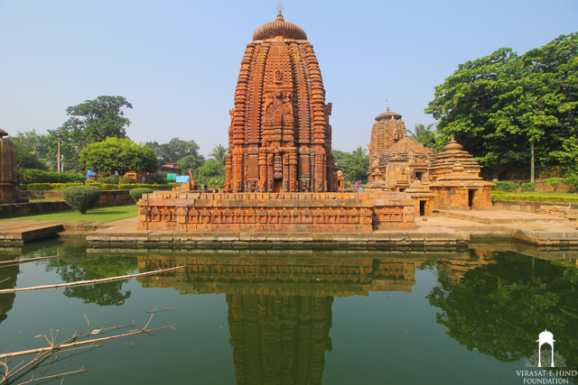 Bhubaneswar Temples 128