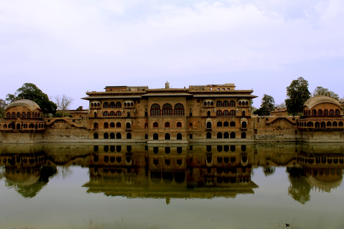 Deeg Palace – A Synthesis of Persian and IndianAesthetics