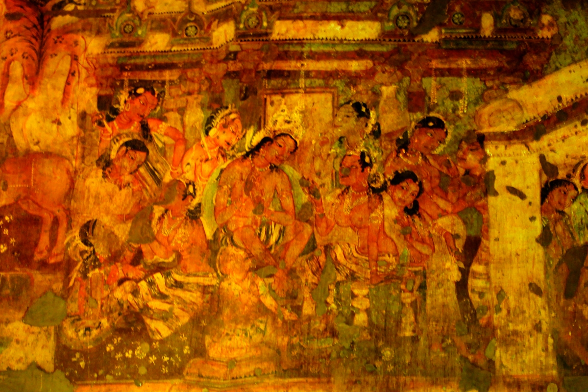 Ajanta – India's First Renaissance