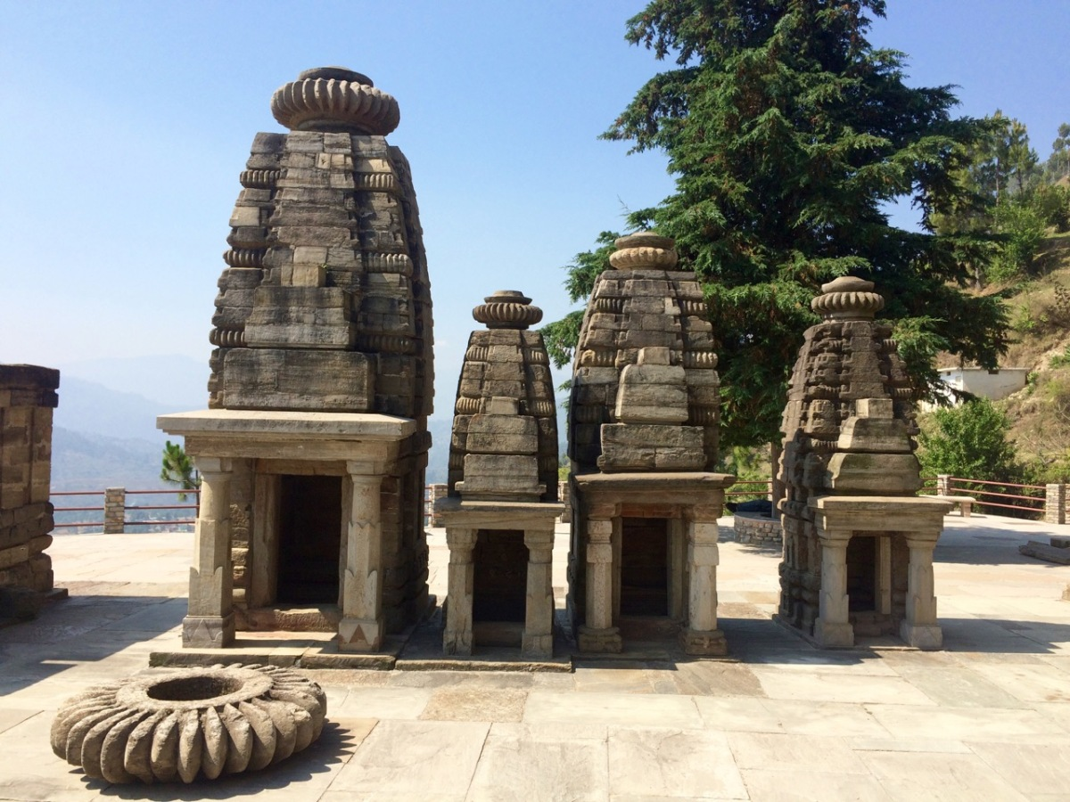 Katarmal Sun Temple - Interesting, Intriguing, Invisible