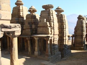 7a Miniature shrine, Katarmal, Almora, After