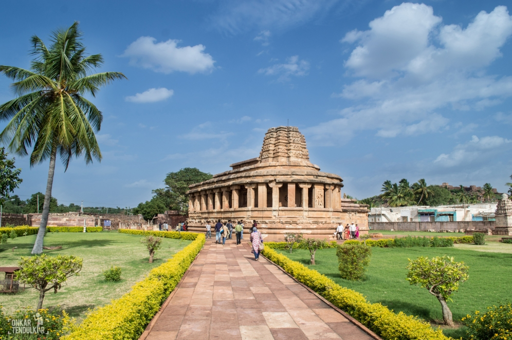 Aihole Durga temple 1