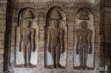 Badami Cave 4 - Jaina