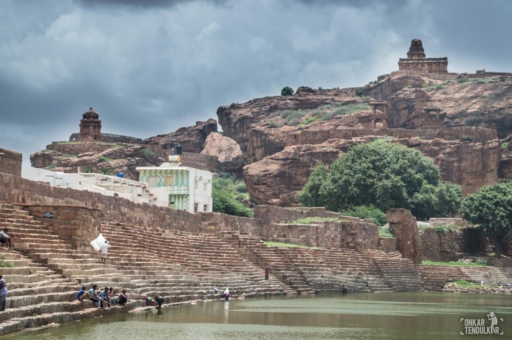 Badami Shivalaya temples