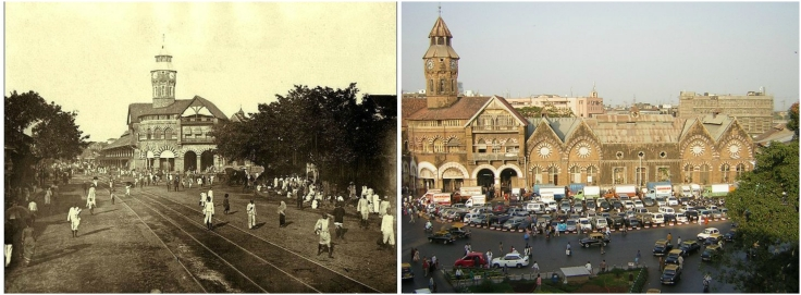 Croford Marketthenandnow