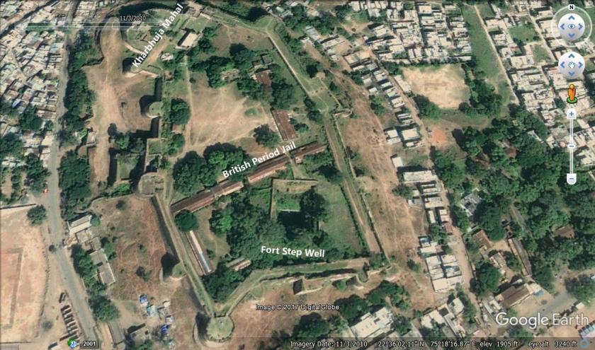Dhar Fort1