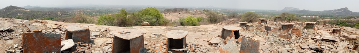 Megaliths of Mallachandram