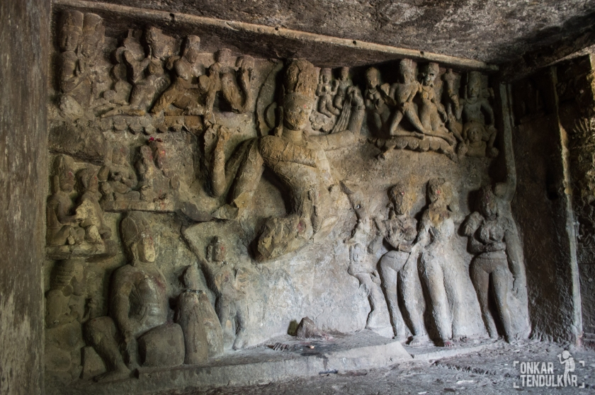 Nataraja panel cave 1