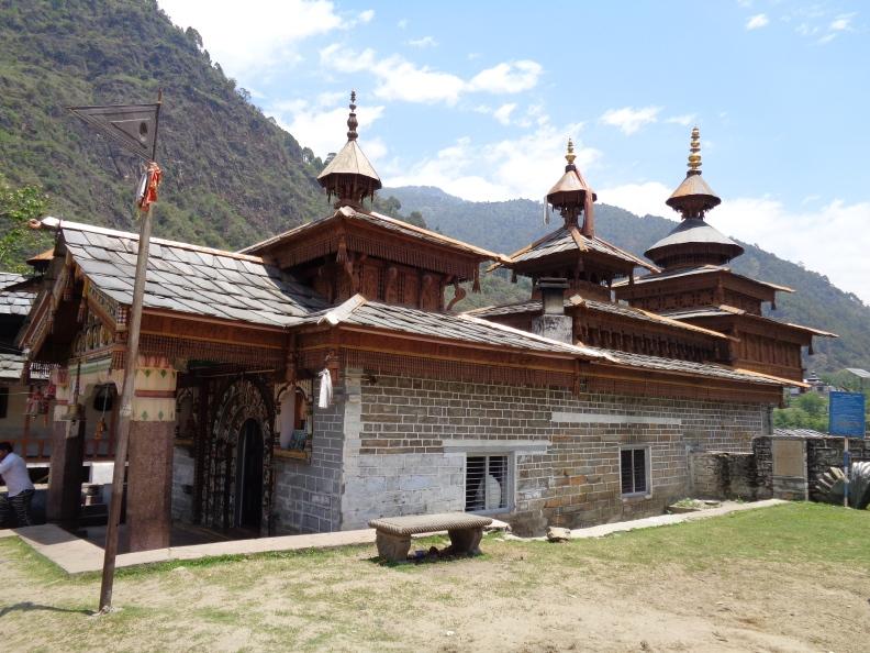 Mahasu Temple