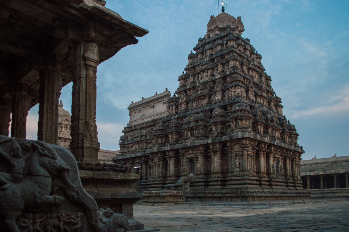 Dravida Temple Architecture – Origin and Development : A VisualJourney