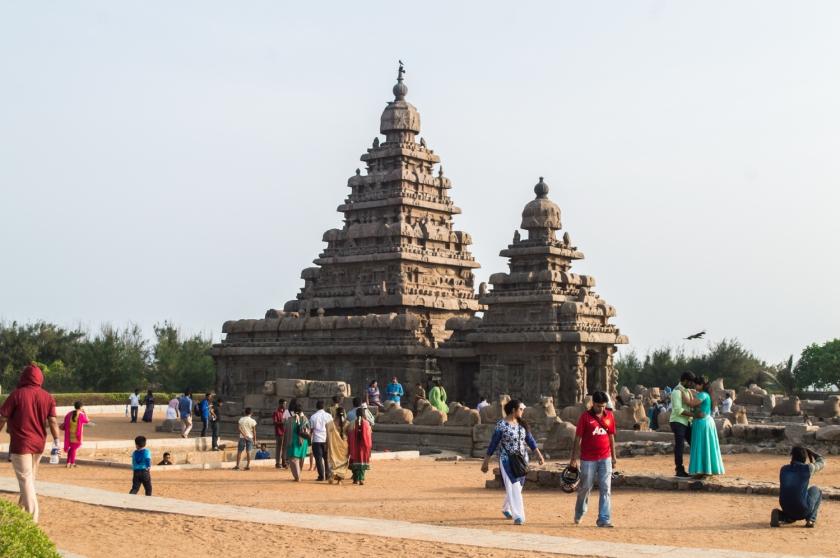 shoretemple-mamallapuram