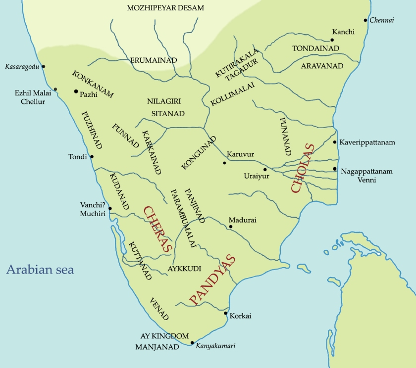 South_India_in_Sangam_Period