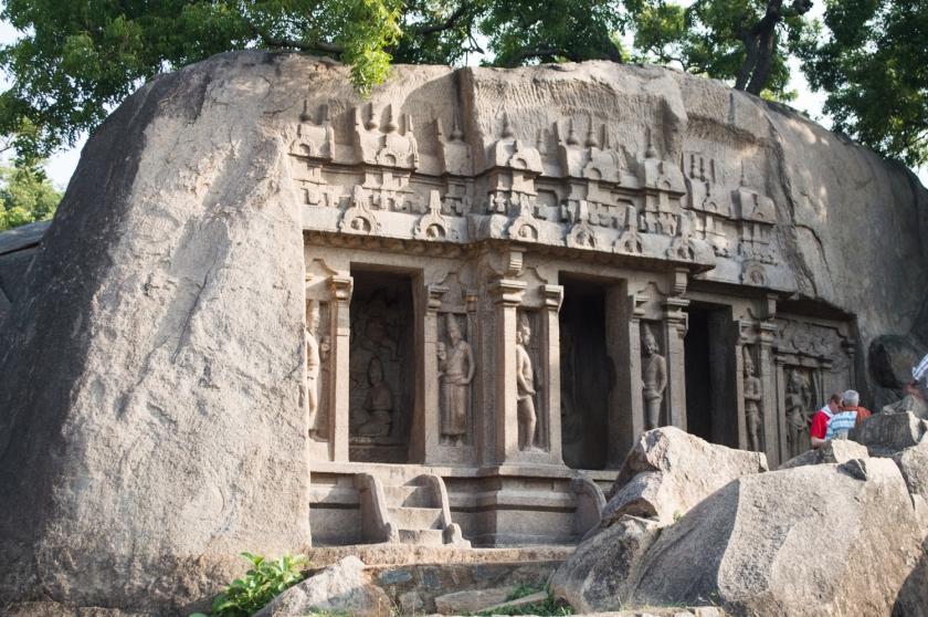 trimurticave-mamallapuram
