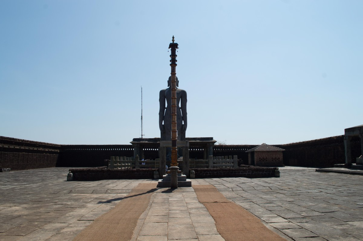 Karkala – On a Jaina Trail inKarnataka