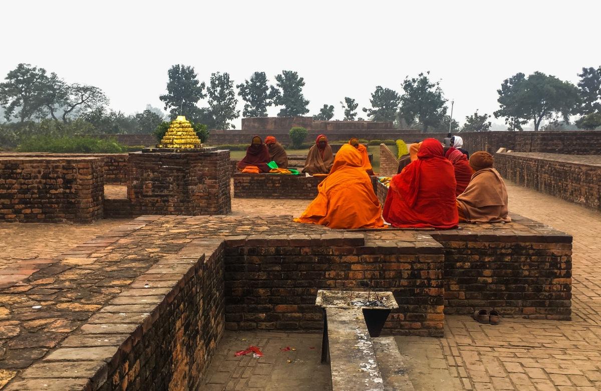 Finding Shravasti (Sāvatthī)