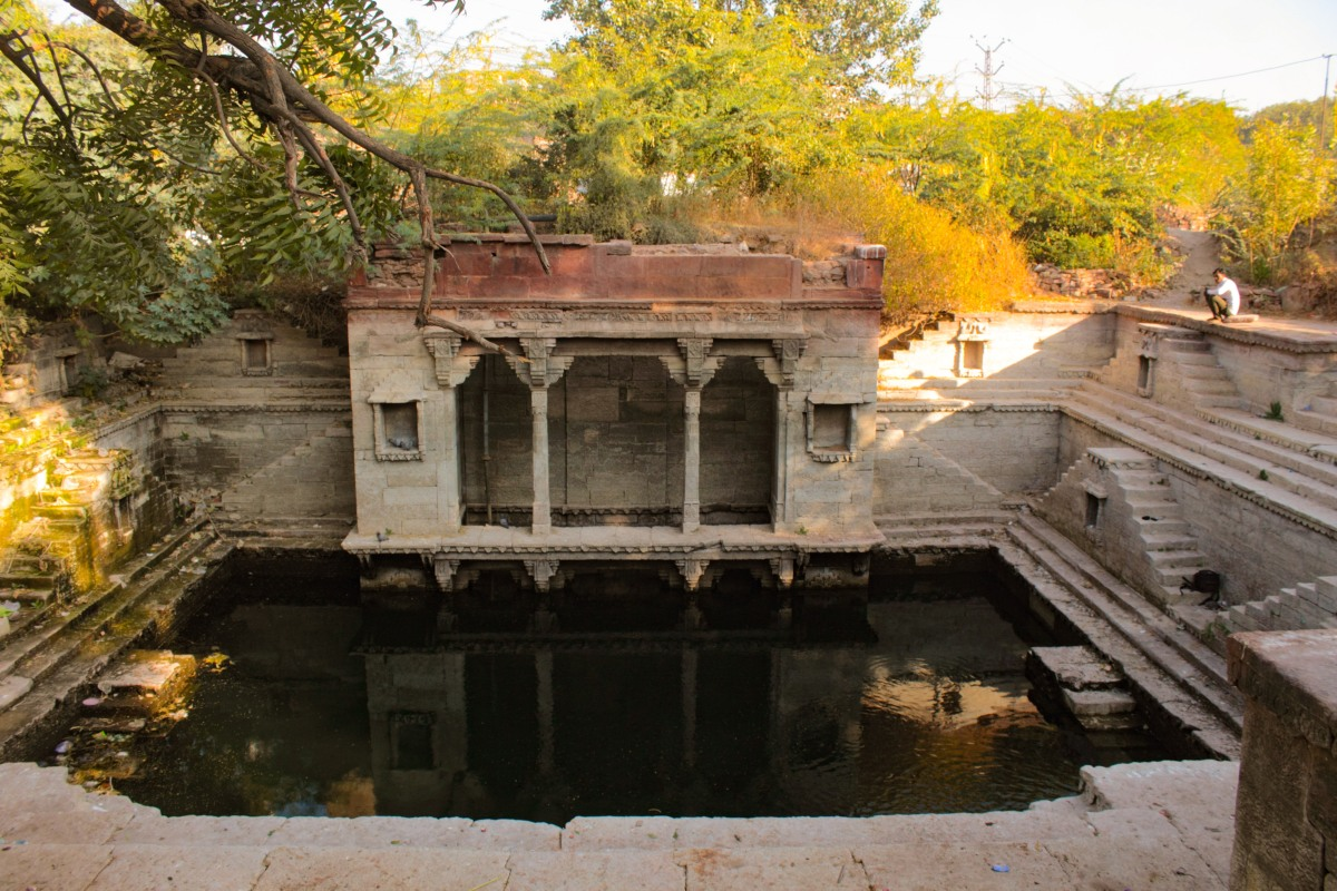 Water Heritage of Jodhpur – Then and Now
