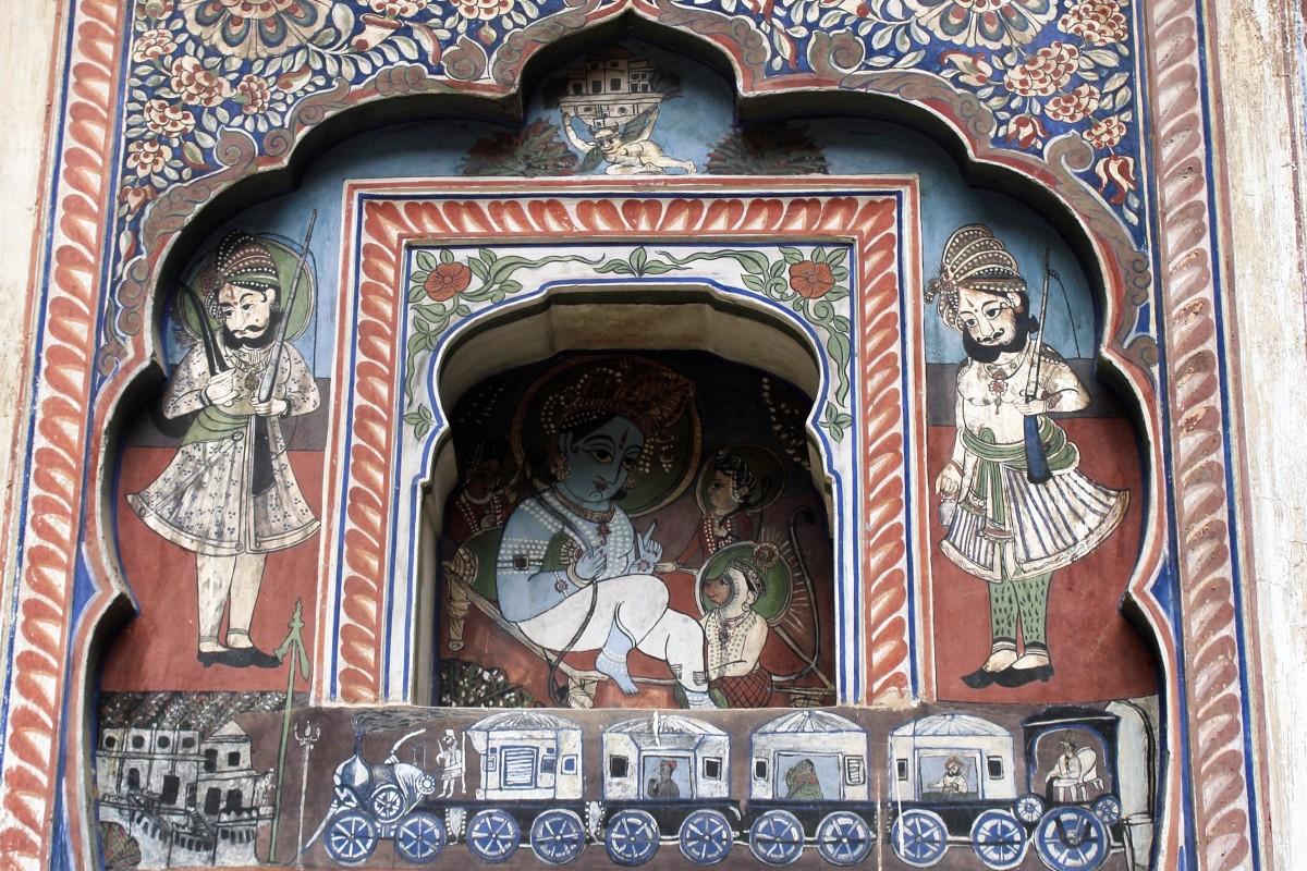 Dundlod in Shekawati – A Timeless Heritage