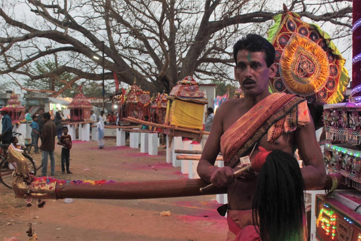 Dola Jatra – The other RathYatra