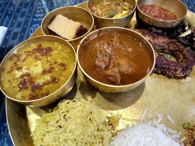 odia thali