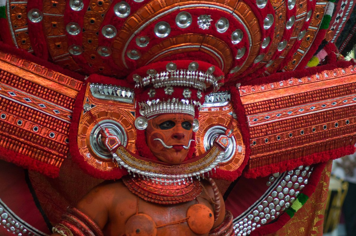 Theyyam – God's Own Dance