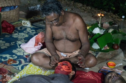 puthiya bhagavathi make up