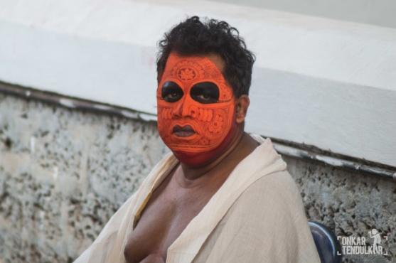vishnumoorthi performer make up