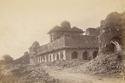 1-Jahaz Mahal, 1875 CE, British Library