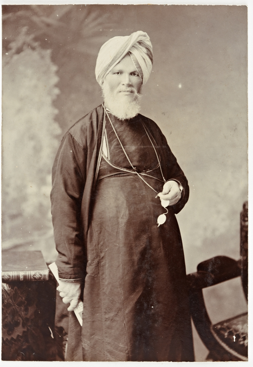1- Portrait of Deen Dayal