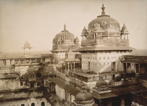 10-Inside the Orchha Palace, 1882, Brit-lib