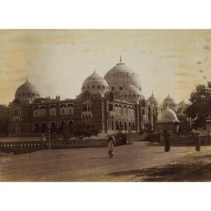 22-The Baroda college, 1875-1900, Asian Art Museum
