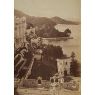 23-Lake view from the Udaipur palace, circa 1875-1900 CE, Asian Art Museum