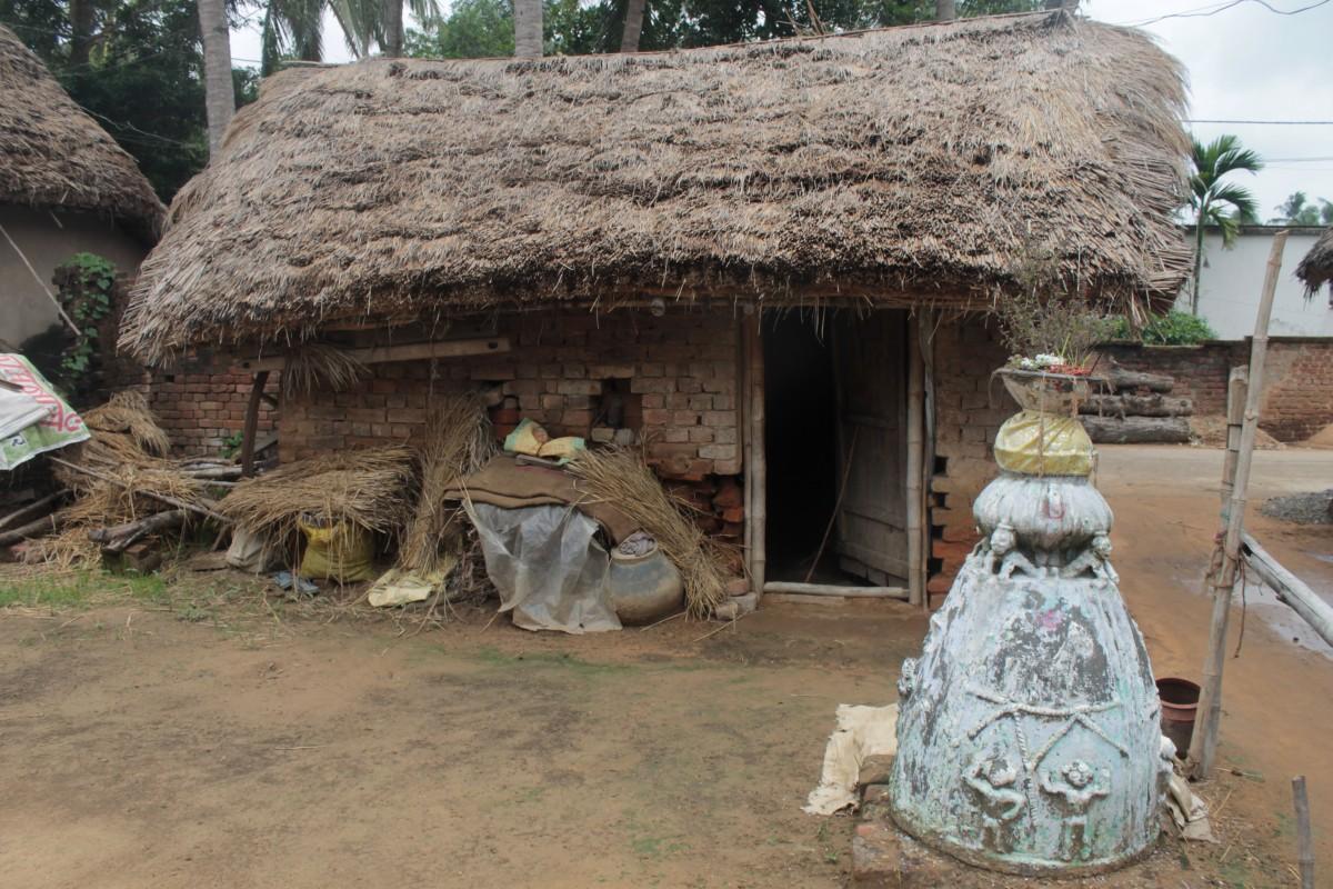 Odisha's Tulsi Chauras – Devotion inTerracotta