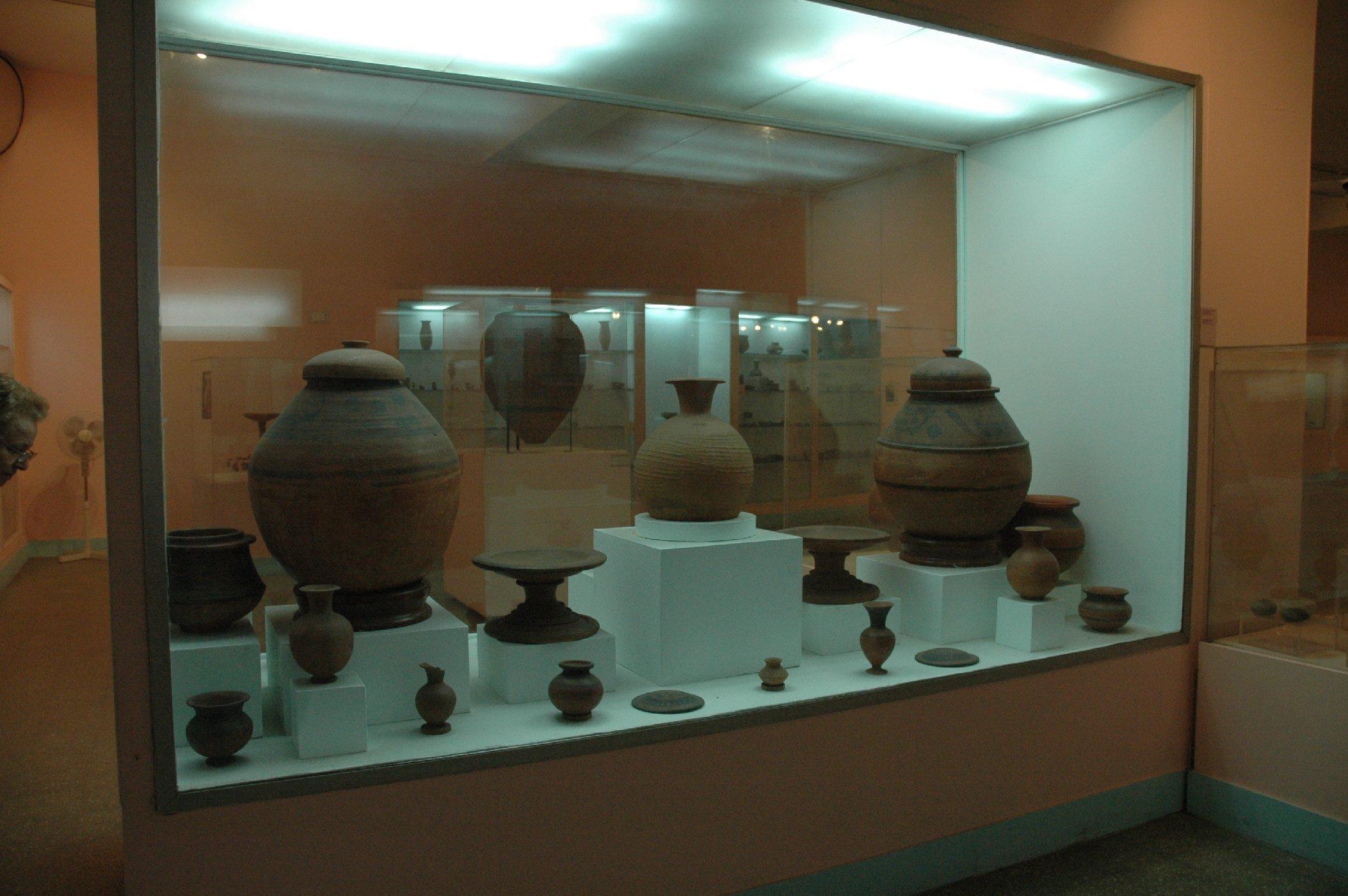 More Harappan Pottery