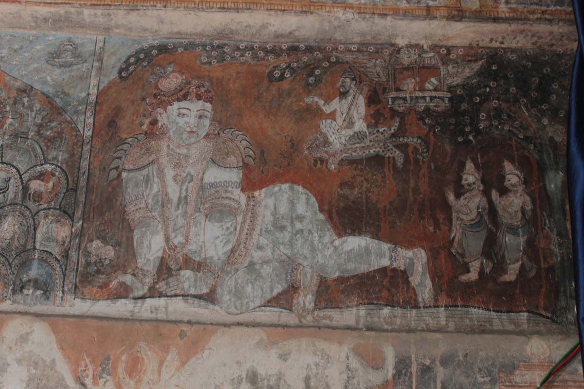 Monks, Monasteries and Murals – A Photo Story on Puri's Two LegendaryMathas