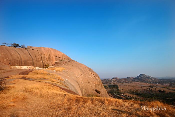 Bhongir Fort 1