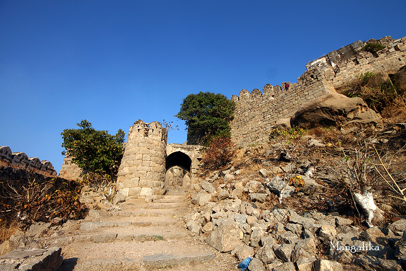 Bhongir Fort 2