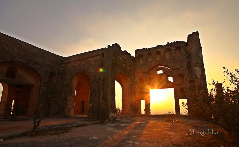 Bhongir Fort 3