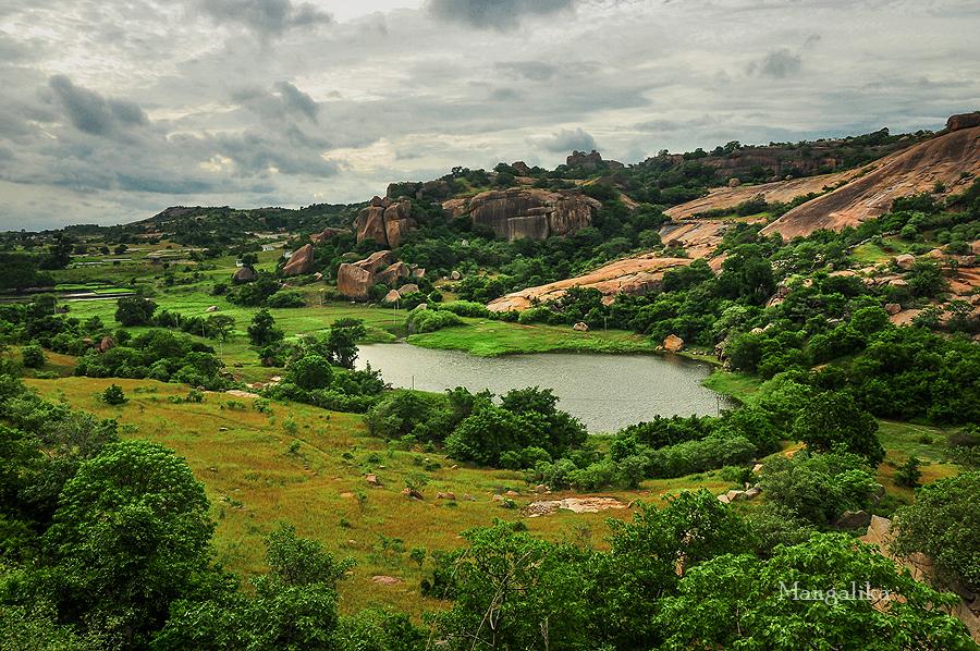 Rachakonda surroundings