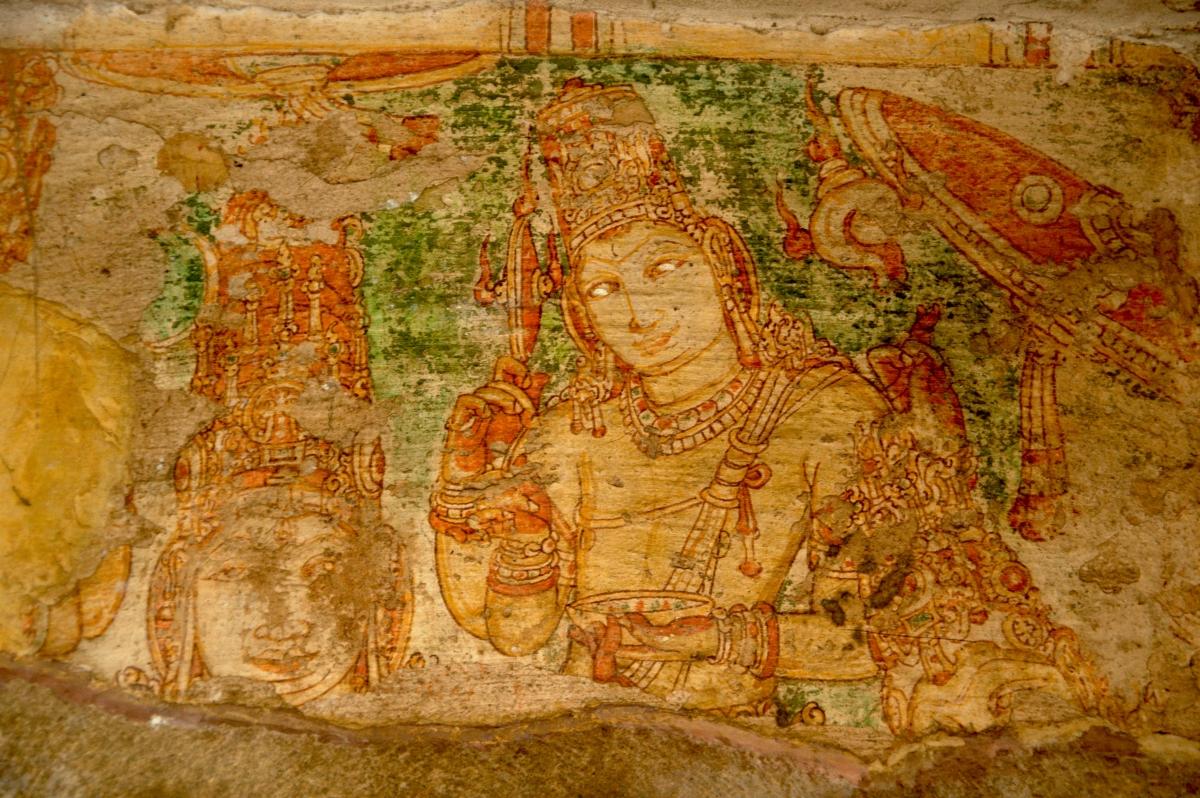 Kanchipuram Murals – An ArtisticSojourn