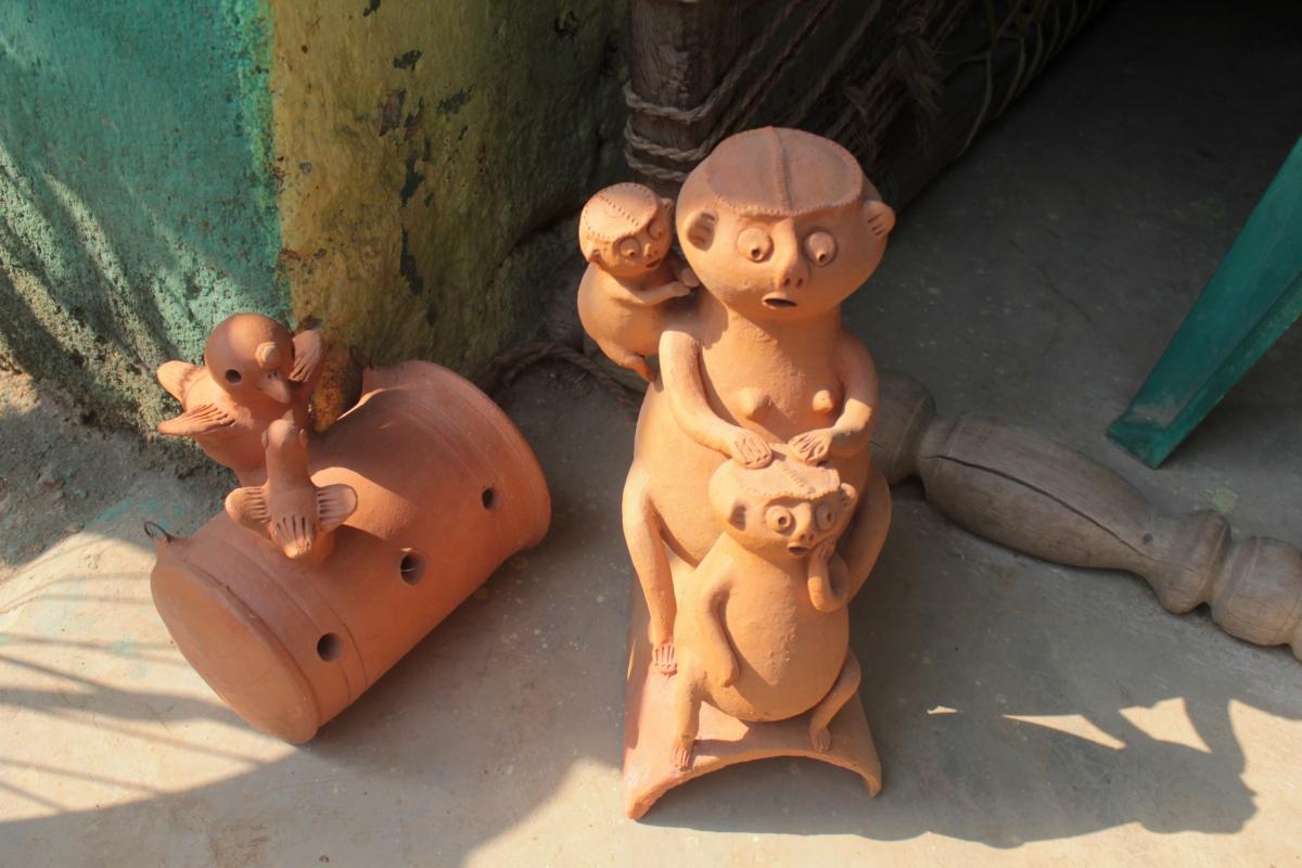 Terracotta Artist Manbodh Rana – An InspiringStory