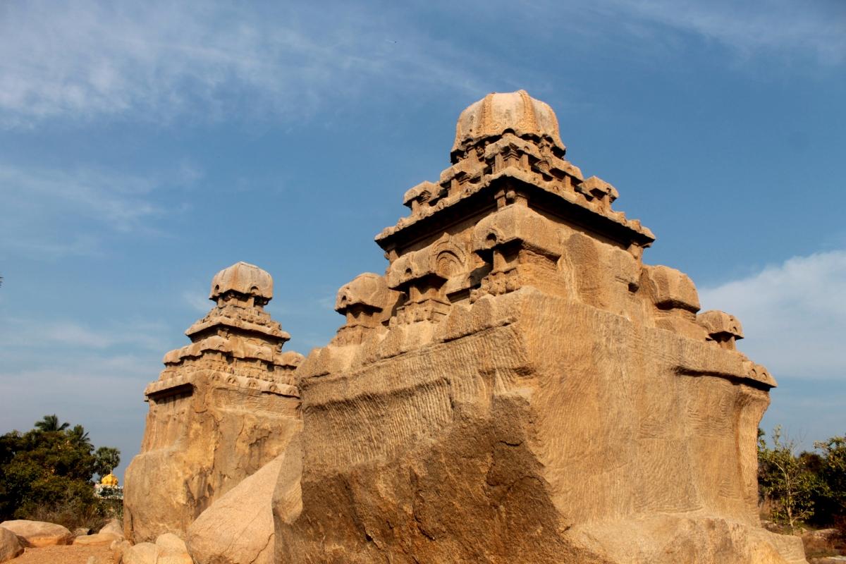 Unfinished Monoliths of Mahabalipuam – An ArchitecturalJourney