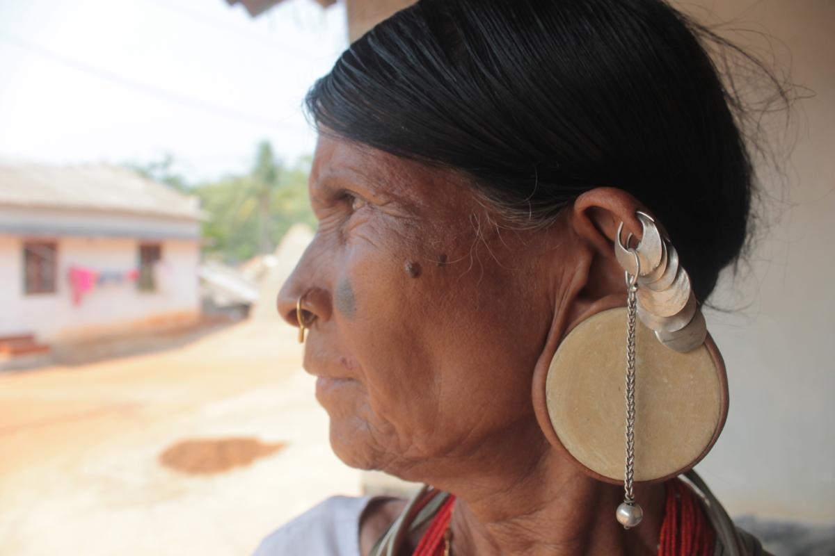 Lanjia Saura Hill Tribe of Odisha – A Travel Shot (Part1)