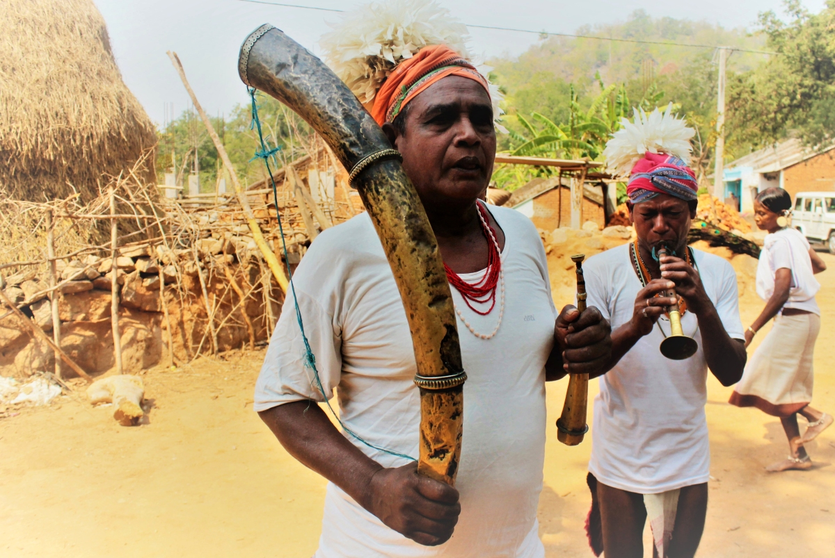Lanjia Saura Hill Tribe of Odisha – A Travel Shot (Part2)