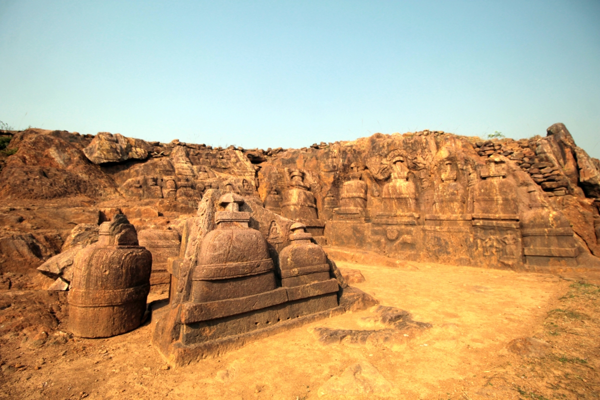 Langudi – Odisha's Miraculous BuddhistHill