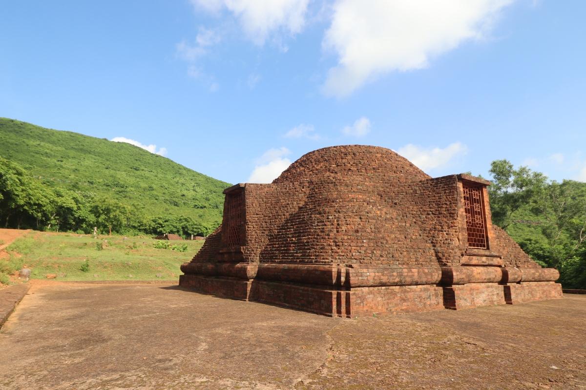 Udayagiri – On the Footstep of VajrayanaBuddhism